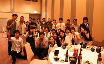 写真:8月夏季職員親睦会